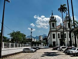 Fachada da Igreja Matriz de São Francisco Xavier, no bairro da Tijuca. Local eleito pela assembleia para sediar o 26º Encontro em 2017.