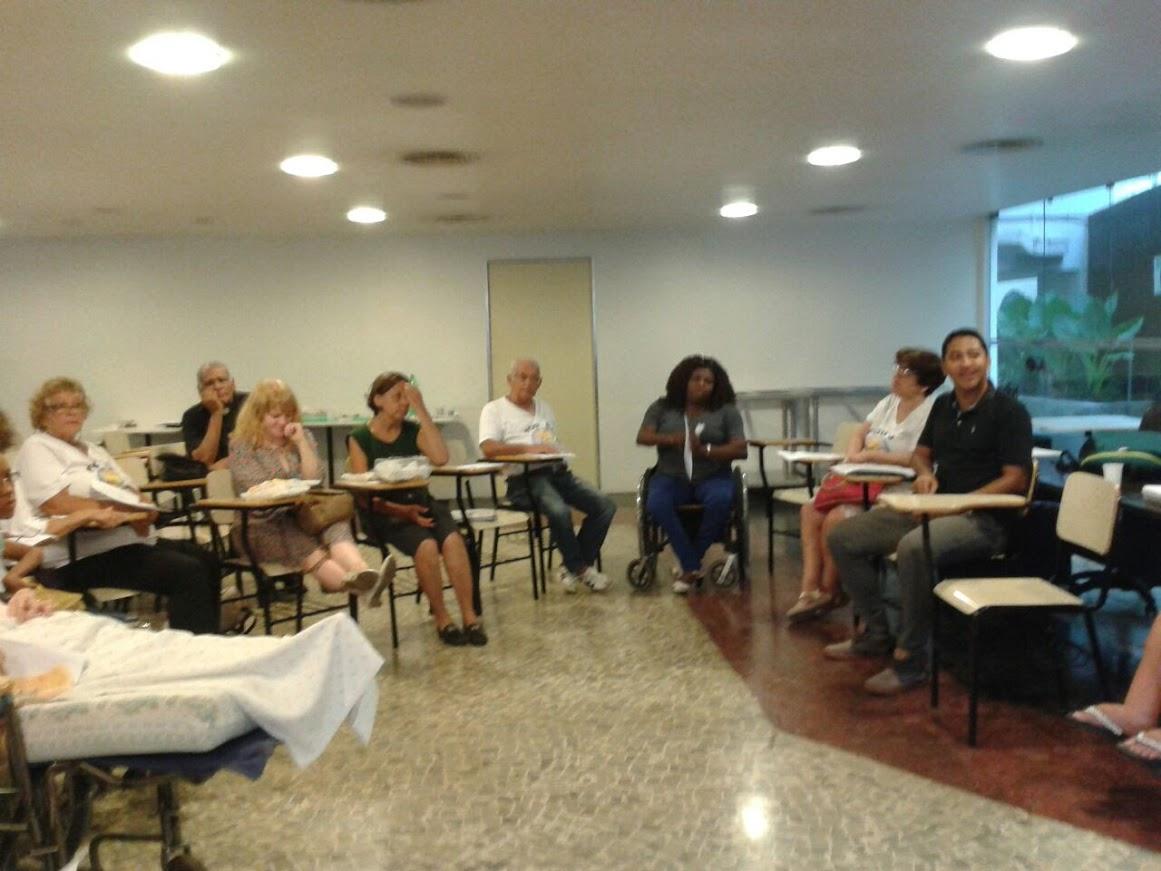 Dr. Rafael Costa, psicólogo é o novo voluntário do Fórum Permanente da PCD.
