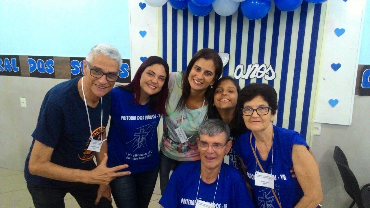 Casal e pais da intérprete Andrea. Fabiano e Janise do Rio de Janeiro.
