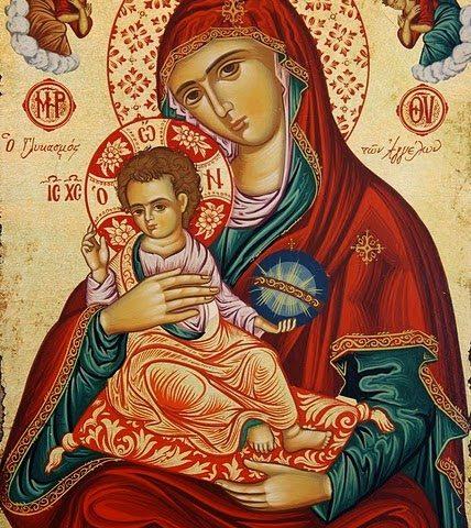 Ícone de Maria, Mãe de Deus