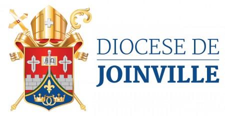 Brasão da Diocese de Joinville. Cidade - sede onde se realiza o 18º ENAPAS  e o 8º ENCICAT