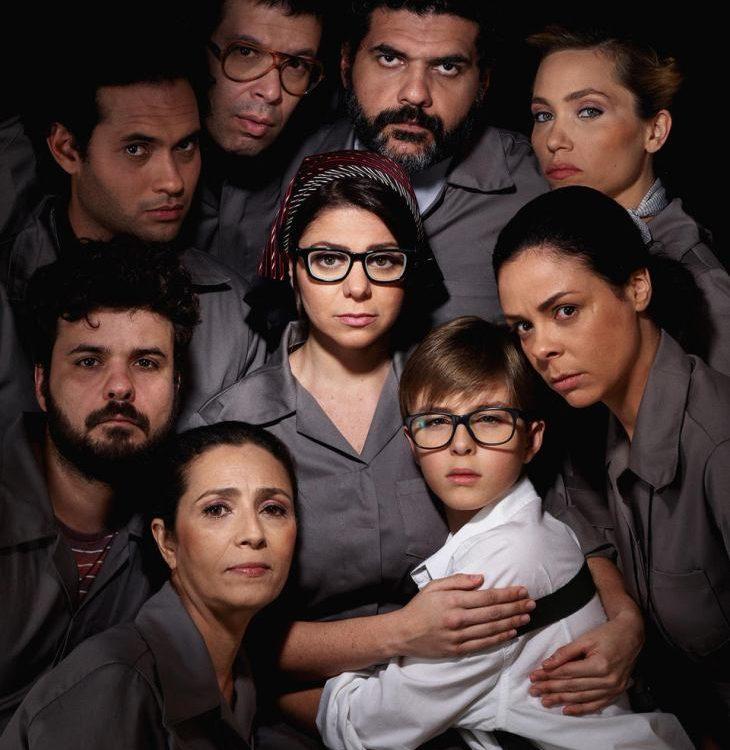 Foto de Nana Moraes Espetáculo Musical para cegos e surdos no Rio de Janeiro