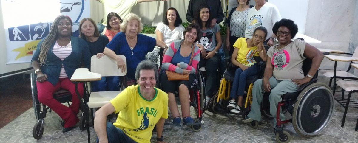 Participantes do Fórum do dia 04 de julho na Cúria Metropolitana do Rio de Janeiro.