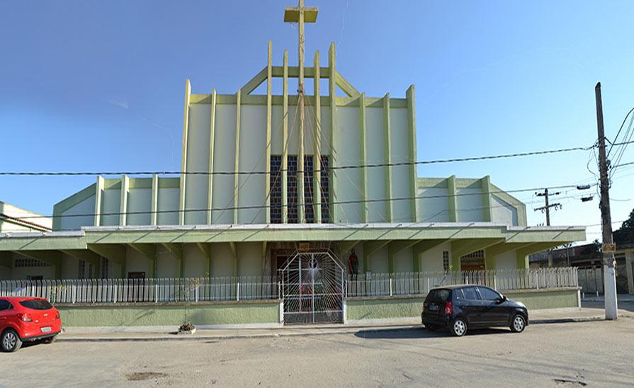 Igreja de São Judas Tadeu em Belford Roxo