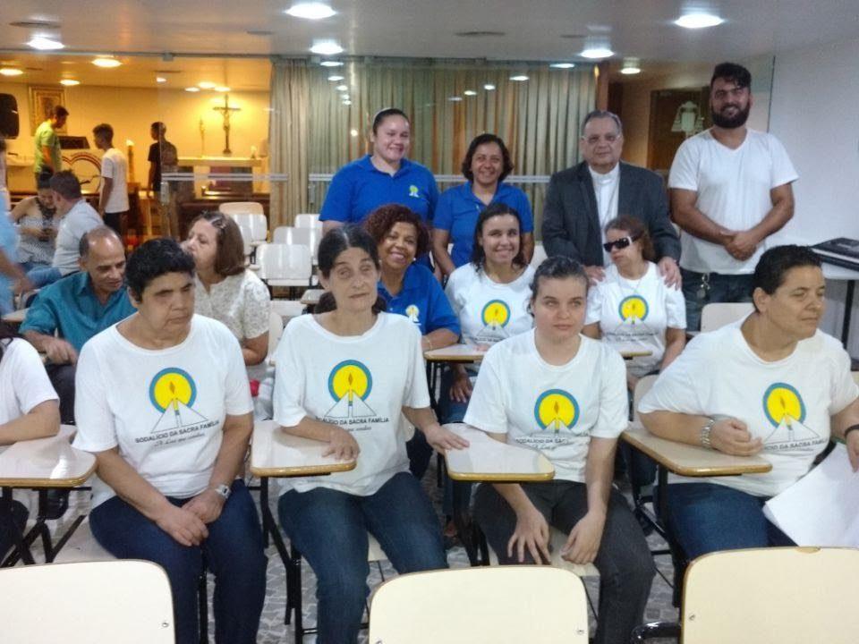 Coral das Moças Cegas do Sodalício da Sacra Família da Tijuca
