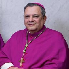 Dom Joel Portella, bispo animador da Pastoral da Pessoa com Deficiência da Arquidiocese do Rio de Janeiro.